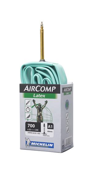 Michelin A1 Aircomp Fahrradschlauch Latex 28 Zoll Presta